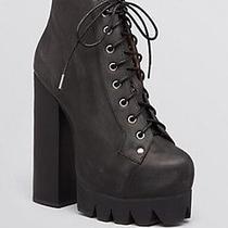 Jeffrey Campbell Nola Boots Booties Nasty Gal Zara Size 9 Yeezy Season Chanel Y3 Photo