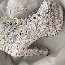 Jeffrey Campbell Paint Lita 9.5 Photo