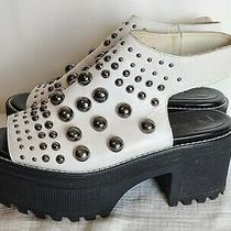 Jeffrey Campbell Perdiem Chunky Platform Studded Sandal Photo