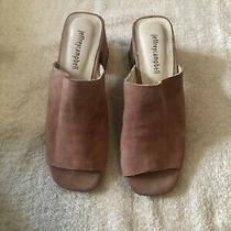 Jeffrey Campbell Pink Suede Sandals Photo