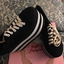 Jeffrey Campbell Platform Sneakers Size 10 Photo