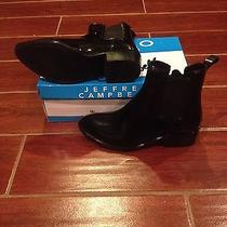 Jeffrey Campbell Pointed Toe Rain Boots Women's Size 6 Photo