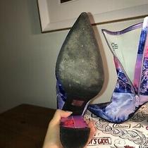 Jeffrey Campbell Purple Mountain Boots Size 6 Photo