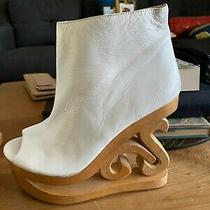 Jeffrey Campbell Rare Skate Bootie Size 7 Never Worn Photo
