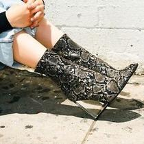 Jeffrey Campbell  Revive Boots Sold Out 6.5 Photo