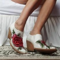 Jeffrey Campbell Rose Western Boot - 7 Photo