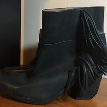 Jeffrey Campbell 'Roswell' Black Bootie Sz9 Rt220 Photo