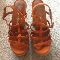 Jeffrey Campbell Sandals Size 6 1/2  Photo