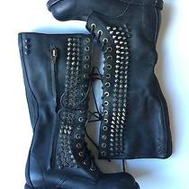 Jeffrey Campbell - Seattle Love Studded Boots Photo