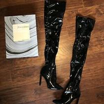 Jeffrey Campbell Sherise Over the Knee/thigh High Heel Boots  Us Size 10 Photo