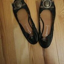 Jeffrey Campbell Size 12 Women Ballet Leather Flat Photo
