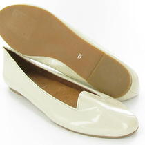 Jeffrey Campbell Slip on Flats Beige Womens Size 12 M Used 107 Photo