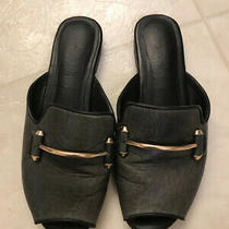 Jeffrey Campbell Slip on Women's Sandals Sz 6 Photo
