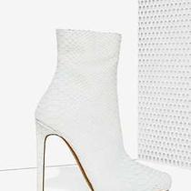 Jeffrey Campbell Smashing Textured Boots Size 7 New in Box  Photo