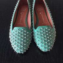 Jeffrey Campbell Spikes Loafers Slides Flats Photo