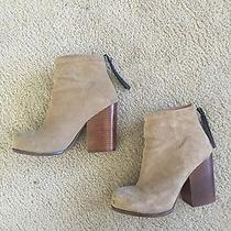 Jeffrey Campbell Suede Booties Photo