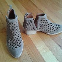 Jeffrey Campbell Taggart Booties Size 8.5  Photo