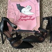 Jeffrey Campbell Tamarind Pump Size 9 Heels New in Box  Photo