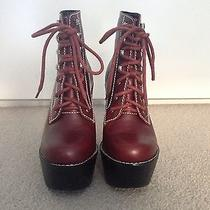 Jeffrey Campbell Tardy in Red Size Eu 37 Photo