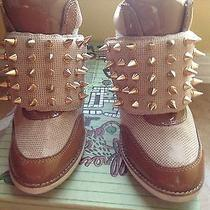 Jeffrey Campbell Teramo Spike Sz 8 Like New Photo