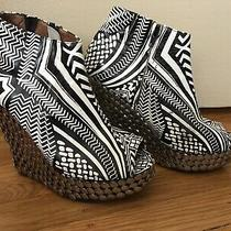 Jeffrey Campbell Tick Wedge 7.5 Photo