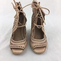Jeffrey Campbell Tribal 4 Inch Wedge Ladies Size 8  Photo