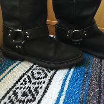 Jeffrey Campbell Tromp Motorcycle Boot 6.5 Photo