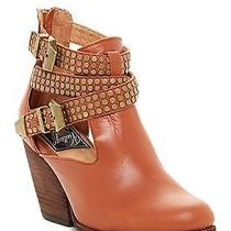 Jeffrey Campbell Watson Ankle Buckle Boot Size 7 Photo