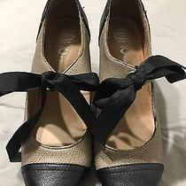 Jeffrey Campbell Wedges- Black and Brown 8m Photo