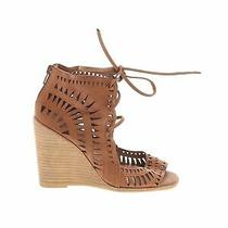 Jeffrey Campbell Women Brown Wedges Us 5 Photo