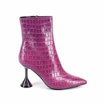 Jeffrey Campbell Women Purple Boots Us 8.5 Photo