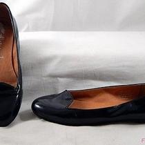 Jeffrey Campbell Womens Mention Loafers Flats Shoes 7.5 M Black Patent Photo
