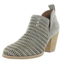 Jeffrey Campbell Womens Vanhook Taupe Booties Shoes 7.5 Medium (Bm) Bhfo 1149 Photo