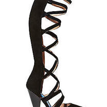 Jeffrey Campbell X-Game Heels New in Box Size 10 Black Photo