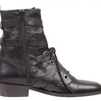 Jerome C. Rousseau Melch Buckled Boot Black (36) Dior Givenchy Photo