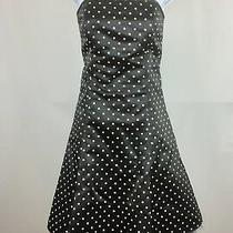 Jessica Mcclintock for Guinness Sax Vintage Dress Strapless Size 7/8 Photo