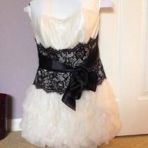 Jessica Mcclintock Lace Dress Photo