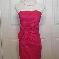 Jessica Mcclintock Party/prom Dress Electric Pink Photo