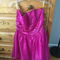 Jessica Mcclintock Pink Prom Dress Photo