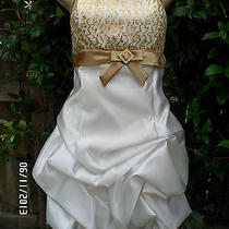 Jessica Mcclintock Prom Weddingcoctail Dress  Photo