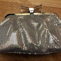 Jessica Mcclintock Purses Silver Original Price  55 Photo