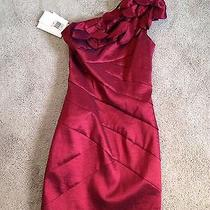 Jessica Mcclintock Red Dress Photo