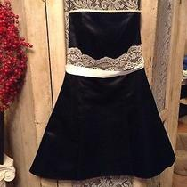 Jessica Mcclintock Short Formal.   Size 5/6  Photo