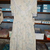 Jessica Mcclintock Vintage Dress 90's Size 11/12 Nwt Photo