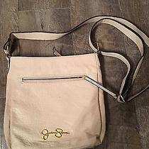 Jessica Simpson Blush Colored Cross Body Purse  Photo