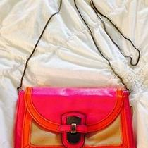 Jessica Simpson Bright Colors Convertible Crossbody/clutch Photo