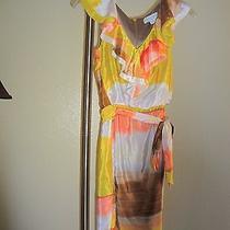 Jessica Simpson Dress Size 4 Beautiful Colors  Photo