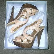 Jessica Simpson Gift Platform Heels 8 Photo