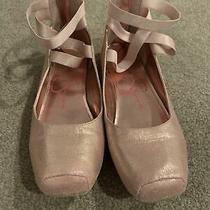 Jessica Simpson Kids' Hedley Mary Jane Flat Blush Size 4 Photo