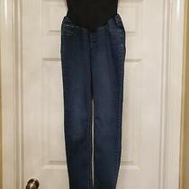 Jessica Simpson Maternity Jeans Denim Pants  Size Medium Photo
